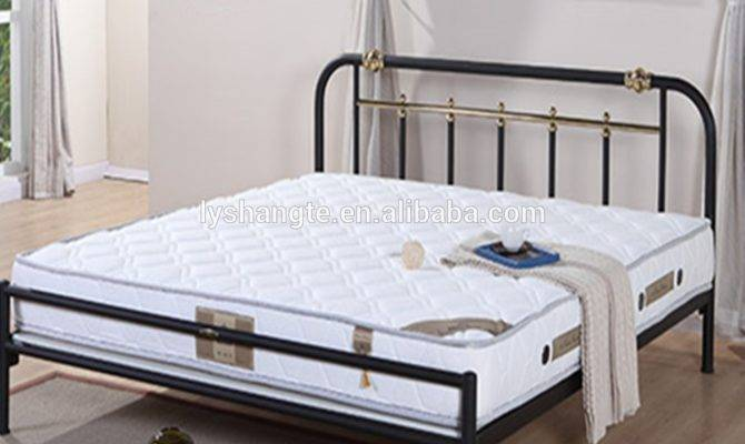 Cheap King Single Bed Used Steel Round