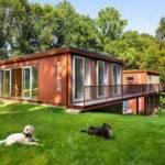 Cheap Simple Prefab Modular Home Design Ideas Small House