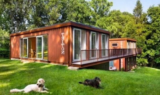 Cheap Simple Prefab Modular Home Design Ideas Small House