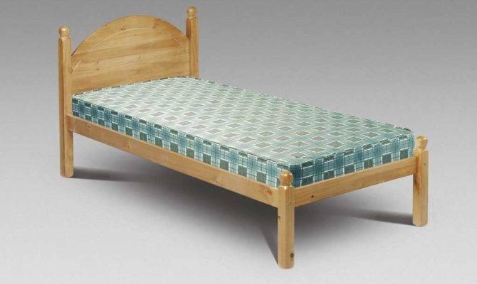 Cheap Single Bed Mattress Wooden Beds Frame