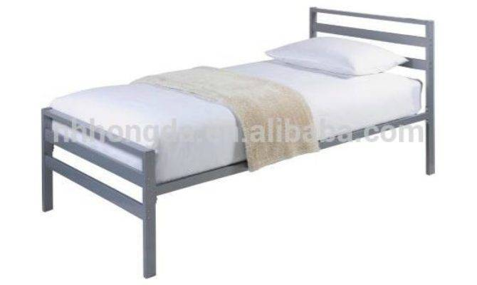 Cheap Square Tube Metal Single Bed Sale Buy