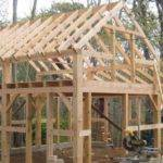 Check Post Beam Garage Plans Best Making Shed