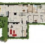Checkley Ground Floor Plan Self Build Bungalow Designs