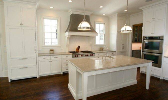 Chef Galley Kitchen Style Custom Cabinetry