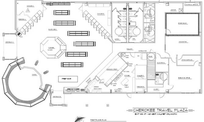 Cherokee Travel Plaza Jaycomp Development