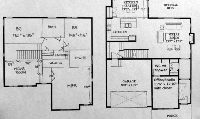 Chinese Home Floor Plan