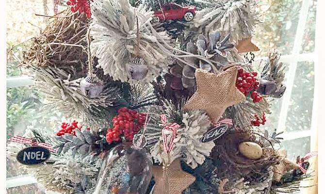 Christmas Link Trees Diy Beautify