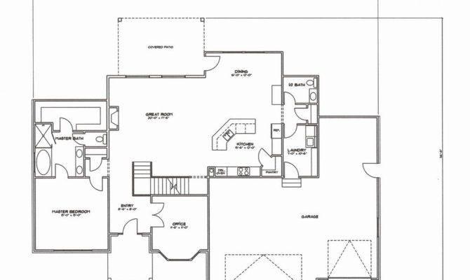 Christopher Custom Home Plans Utah County Builders