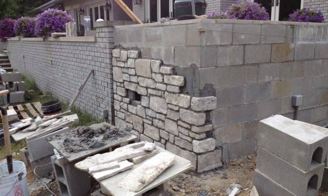 Cinder Block Retaining Wall Ideas Better Look
