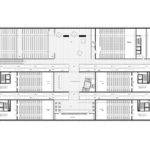 Cinema Multiplex Floor First Plan Architecture Plans