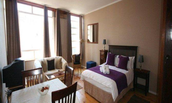 City Bowl Bedroom Studio Apartment Cape Town