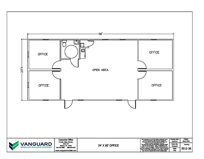 Small Office Building Floor Plans