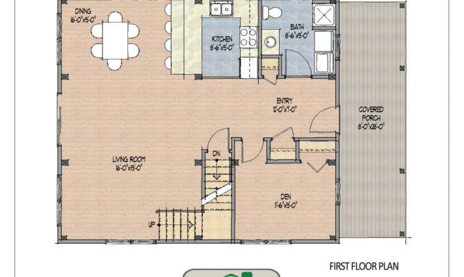 Classic Cape Floor Plan Offers Modest But Comfortable