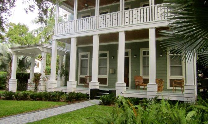 Classic Casual Home Modern Low Country Style Tampa