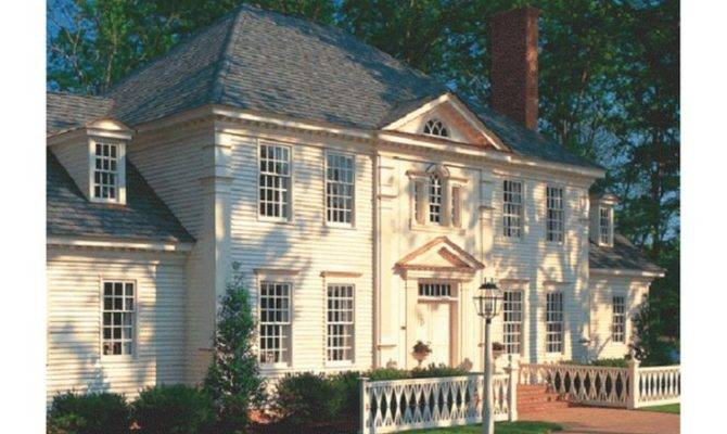 Classic Colonial Home Pinterest