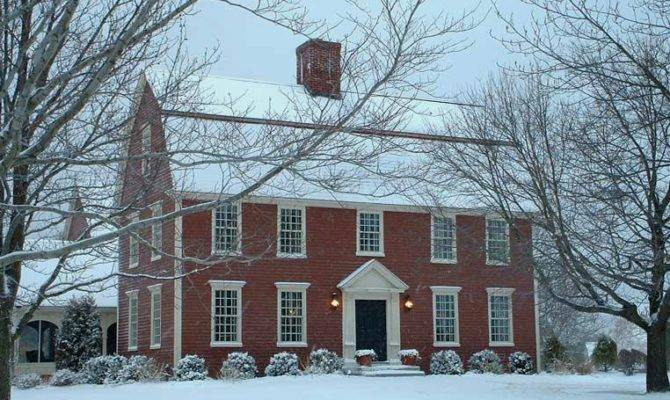 Classic Colonial Homes Home Ideas Pinterest
