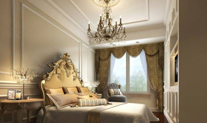 Classic Design Bedroom Interiors House