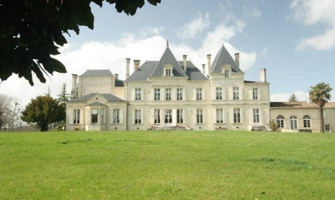 Classic French Chateaux Country Chateau