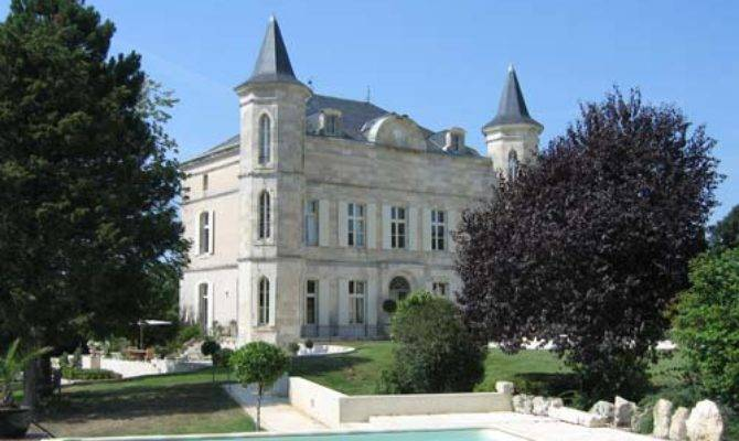 Classic French Chateaux Elegant Country Chateau