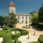 Classic French Chateaux Imposing Country Chateau Lot