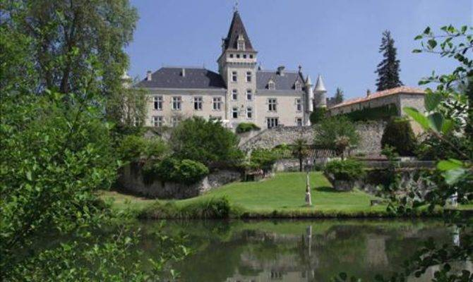 Classic French Chateaux Majestic Country Chateau