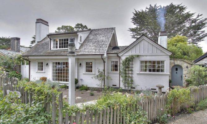Classic Murphy Country English Style Cottage Once