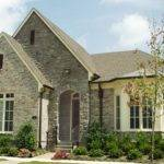 Classic One Half Story House Plans Home