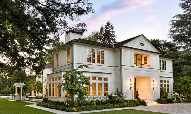 Classic Transitional Style Home