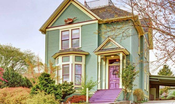 Classic Victorian Home Beautiful Queen Anne Houses