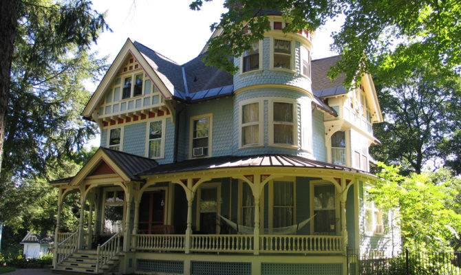 Classic Victorian Home Cooperstown Woodfin