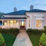 Classical Return Verandah Colonial Villa Jervois Road