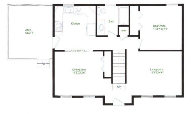 Classy Floor Plans Small Homes Ranch