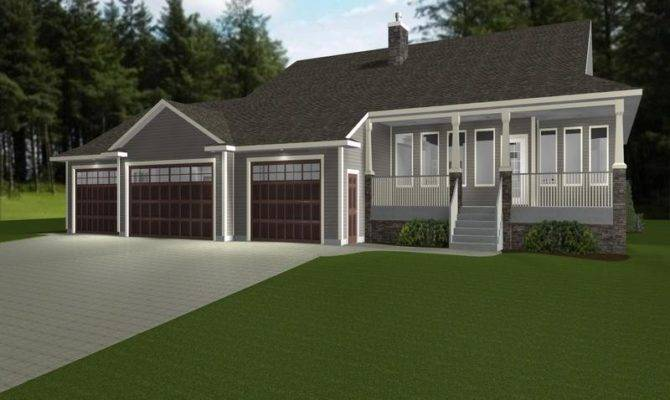 Clean Garage House Floor Plans Stroovi