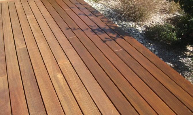 Cleaning Santa Cruz Hard Wood Deck