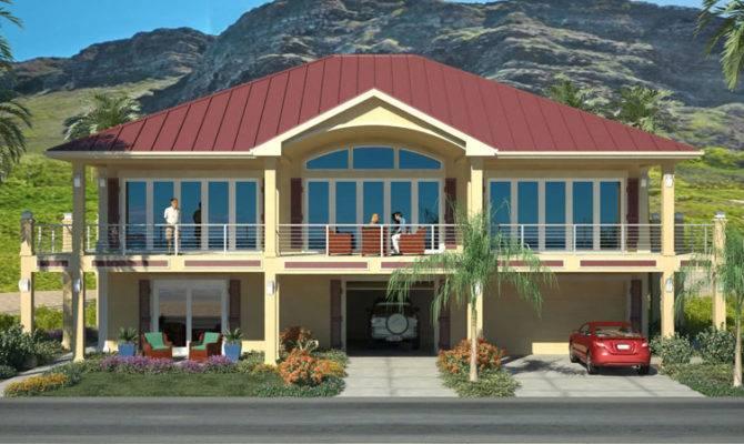 Clearview Ils Law Suite Beach House Plans Cat Homes