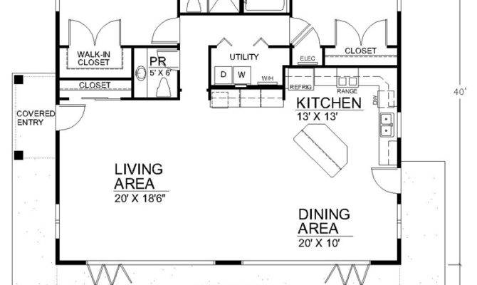 Clearview Slab Beach House Plans