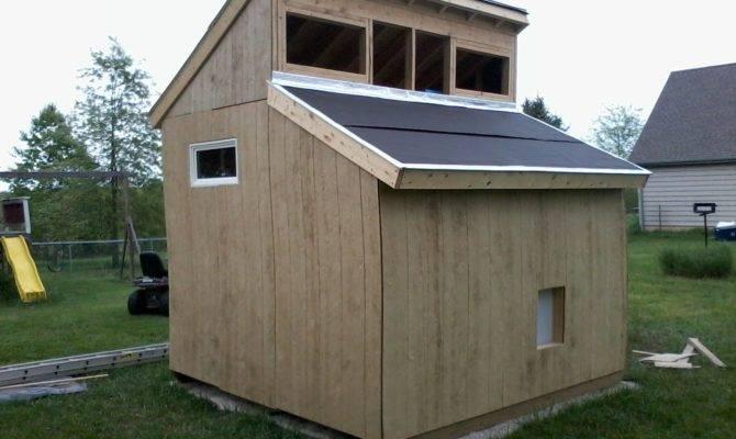 Clerestory Shed Plans Diy Build Easel Stand