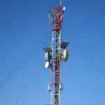 Climbing Transmission Tower