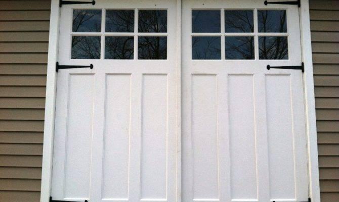 Clingerman Doors Custom Wood Garage Clearville