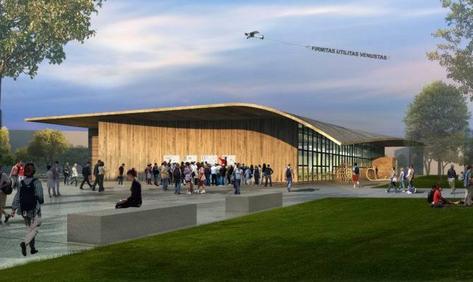 Coastal Construction Funds Design Studio Building School