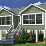 Coastal Cottage Modular Home Floor Plan
