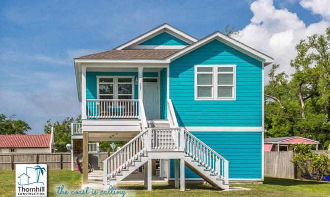 Coastal Design Building Custom Home Builder Waveland Bay