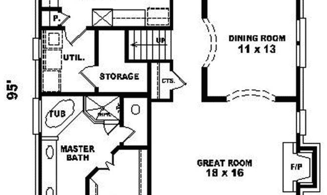 Coastal House Plans Narrow Lots Joy Studio Design