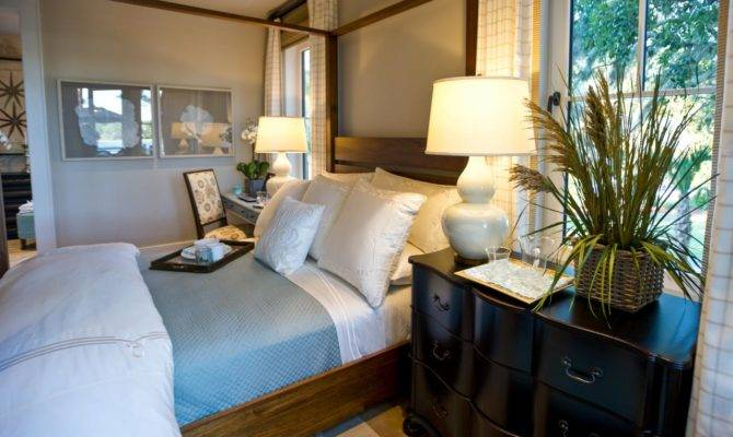 Coastal Master Bedroom Photos Hgtv