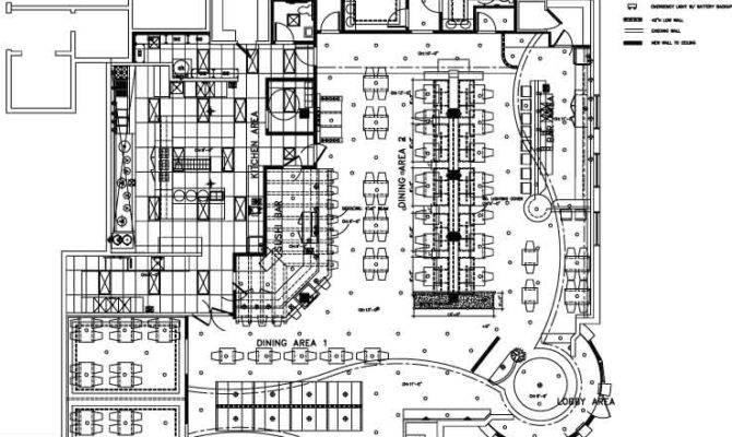 Coffee Shop Floor Plan Layout Design Ideas House