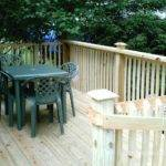 Collapsible Stairs Small Decks Patios Deck