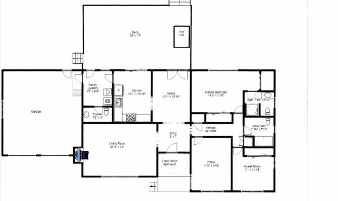 Collection Floor Plans House