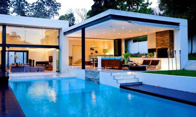 Collection Homes Pools Nice Houses Rent