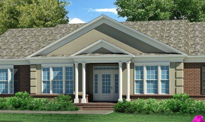 Collection One Story House Plans Find Your Dream Home Read More