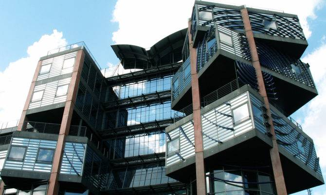 Cologne Contemporary Architecture Wdr Arch